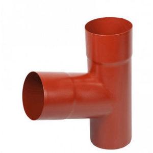 Тройник Аквасистем RR 29 (Красно-коричневый) 90/125
