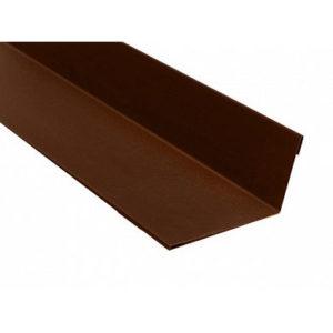 Примыкание 60х115 Velur Шоколад 8017 (0