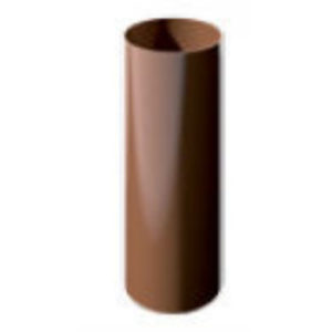 Труба водосточная (3м) Verat (Верат) ТехноНиколь Коричневый