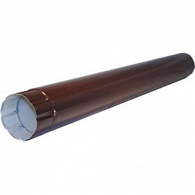 Труба водосточная Металл Профиль Престиж RR32 тёмно-коричневый D100/ 1м.