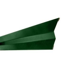 Примыкание для мягкой кровли Velur 6005 зелёный
