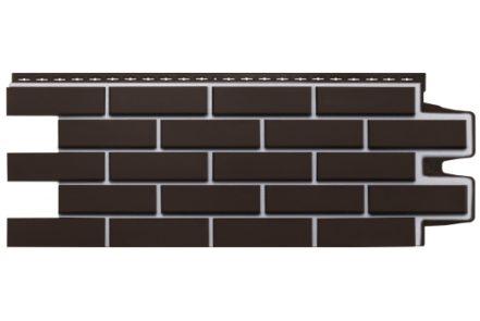 ФП Grand Line клинкерный кирпич Премиум шоколадная